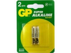 (1009681) Батарейка GP LR61/2BL  AAAA LR8D425 2шт