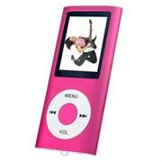 (1009649) Perfeo  цифровой аудио плеер Music I-Sonic, малиновый (VI-M011 Fuchsia)  microSD, просмотр видео, FM-тюнер, экран LCD цветной, 1.8 дюйм., время работы до 4 часов, вес: 33 г