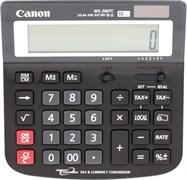 (1009713) Калькулятор бухгалтерский Canon WS-260 TC черный 16-разр.