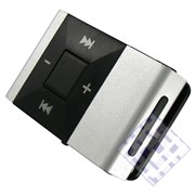 (1009630) MP3-плеер с поддержкой карт microSD (silver) вариант 2