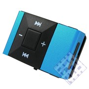 (1009629) MP3-плеер с поддержкой карт microSD (blue) вариант 2