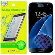 (1009618) Стекло защитное Krutoff Group 0.26mm для Samsung Galaxy S7
