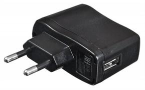 (1009734) Сетевое зар./устр. Buro XCJ-021-1A 1A универсальное черный