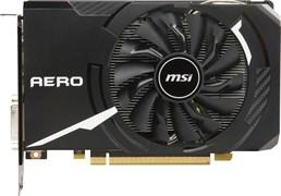 (1009747) Видеокарта MSI PCI-E GTX 1050 TI AERO ITX 4G OC NV GTX1050TI 4096Mb 128b GDDR5 1341/7008 DVIx1/HDMIx GTX 1050 TI AERO ITX 4G OC