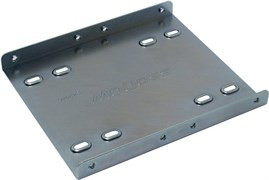 "(111621)  Набор для установки 2.5"" SSD дисков в отсек 3.5""  Kingston SNA-BR2/ 35"