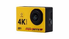 (1009789) Экшн-камера Smarterra W5 1xCMOS 16.1Mpix желтый
