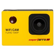 (1009788) Экшн-камера Smarterra W4 1xCMOS 12Mpix желтый