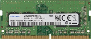 (1009824) Память DDR4 8Gb 2400MHz Samsung M471A1K43CB1-CRC OEM PC4-19200 CL17 SO-DIMM 260-pin 1.2В original