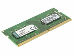 (1009821) Память DDR4 4Gb 2133MHz Kingston KVR21S15S8/4 RTL PC4-17000 CL15 SO-DIMM 260-pin 1.2В single rank