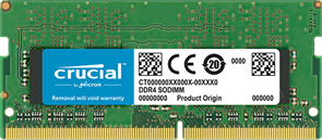 (1011633) Память DDR4 4Gb 2133MHz Crucial CT4G4SFS8213 RTL PC4-17000 CL15 SO-DIMM 260-pin 1.2В single rank