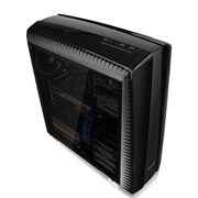(1009811) Корпус Thermaltake Versa N27 черный без БП ATX 5x120mm 2xUSB2.0 1xUSB3.0 audio bott PSU