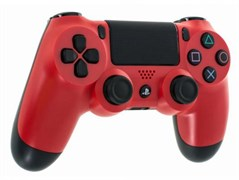 (1009837) Sony PS 4 Геймпад Sony DualShock Red v2  (CUH-ZCT2E) NEW
