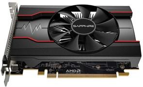 (1009849) Видеокарта Sapphire PCI-E 11268-01-20G RX 550 4G OC AMD RX550 4096Mb 128b GDDR5 1206/7000 DVIx1/HDMI