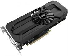 (1009846) Видеокарта Palit PCI-E PA-GTX1060 STORMX 6G NV GTX1060 6144Mb 192b GDDR5 1506/8000 DVIx1/HDMIx1/DPx3 NE51060015J9-1061F