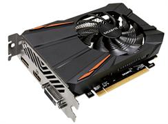 (1009845) Видеокарта Gigabyte PCI-E GV-RX550D5-2GD AMD RX550 2048Mb 128b GDDR5 1219/7000 DVIx1/HDMIx1/DPx1 Ret