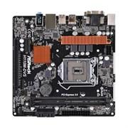 (1009851) Материнская плата Asrock H110M-DVS R3.0 Soc-1151 Intel H110 2xDDR4 mATX AC`97 8ch(7.1) GbLAN+VGA+DVI