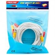 (1009875) кабель с питанием BNC  5м PR-BNCDC05W