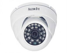 (1009868) FE-D720MHD/20M Купольная цветная гибридная видеокамера(AHD, CVI, TVI, CVBS)