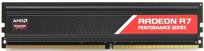 (1009949) Память DDR4 4Gb 2400MHz AMD R744G2400U1S RTL PC4-19200 CL15 DIMM 288-pin 1.2В