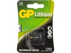 (1009929) Батарея GP Lithium CR2 (1шт)