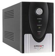 (1009920) Источник бесперебойного питания CMU-750XIEC (750 ВА / 480 Вт; Off-Line; 4 х IEC-320 ; 12V9AH х 1; Металл)