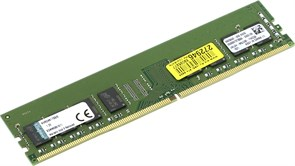 (1009979) Kingston DDR4 DIMM 8GB KVR24N17S8/8 {PC4-19200, 2400MHz, CL17}