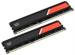 (1009988) Память DDR4 2x4Gb 2133MHz AMD R748G2133U1K RTL PC4-17000 CL15 DIMM 288-pin 1.2В
