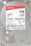 "(1009984) Жесткий диск Toshiba SATA-III 3Tb HDWA130UZSVA E300 (5940rpm) 64Mb 3.5"""
