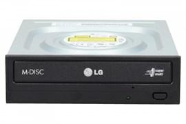 (1009983) Привод DVD-RW LG GH24NSD1 черный SATA внутренний