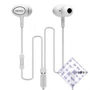 (1010113) Наушники с микрофоном REMAX RM-515 (white)