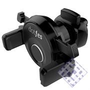 (1010106) Держатель в автомобиль Dotfes F01 универсальный (black)