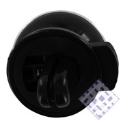 (1010101) Держатель в автомобиль Ubik UCH03 универсальный (хром)