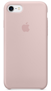(1010091) Чехол Apple Silicone Case для iPhone 7 (pink sand)