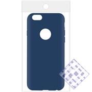 (1010089) Накладка силиконовая для iPhone 6/6S (dark blue) техупаковка