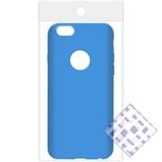 (1010087) Накладка силиконовая для iPhone 6/6S (light blue) техупаковка