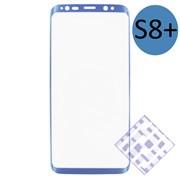 (1010073) Стекло защитное 3D Krutoff Group для Samsung Galaxy S8+ blue