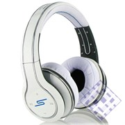 (1010056) Наушники SMS Audio SYNC by 50 Over-Ear Wireless White (белые)