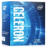 (1010128) Процессор Intel Original Celeron G3930 Soc-1151 (BX80677G3930 S R35K) (2.9GHz/Intel HD Graphics 610) Box