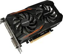 (1010151) Видеокарта Gigabyte PCI-E GV-N105TOC-4GD NV GTX1050TI 4096Mb 128b GDDR5 1316/7008 DVIx1/HDMIx1/DPx1/