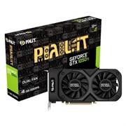 (1010181) Видеокарта Palit PCI-E PA-GTX1050Ti Dual 4G NV GTX1050TI 4096Mb 128b GDDR5 1290/7000 DVIx1/HDMIx1/DP NE5105T018G1-1071D