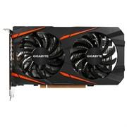(1010180) Видеокарта Gigabyte PCI-E GV-RX550GAMING OC-2GD AMD RX550 2048Mb 128b GDDR5 1206/7000 DVIx1/HDMIx1/D