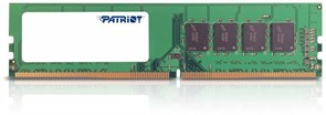 (1010176) Память DDR4 8Gb 2133MHz Patriot PSD48G213381 RTL PC4-17000 CL15 DIMM 288-pin 1.2В