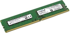 (1010174) Память DDR4 8Gb 2133MHz Crucial CT8G4DFD8213 RTL PC4-17000 CL15 DIMM 288-pin 1.2В kit dual rank