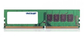 (1010173) Память DDR4 4Gb 2400MHz Patriot PSD44G240082 RTL PC4-19200 CL17 DIMM 260-pin 1.2В