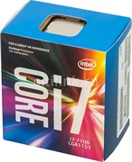 (1010209) Процессор Intel Original Core i7 7700 Soc-1151 (BX80677I77700 S R338) (3.6GHz/HDG630) Box