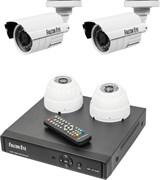 (1010224) FE-104AHD-KIT ОФИС Комплект видеонаблюдения