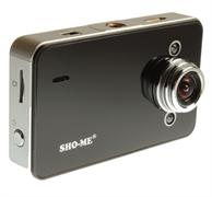 (1010334) Видеорегистратор Sho-Me HD29-LCD черный 1.6Mpix 1080x1920 1080p 120гр.