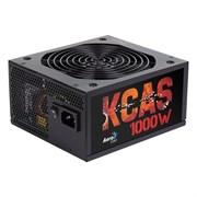 (1010322) Блок питания Aerocool ATX 1000W KCAS-1000W 80+ bronze (24+4+4pin) APFC 120mm fan 10xSATA RTL