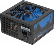 (1010320) Блок питания Aerocool ATX 650W Hero 675 80+ bronze (24+4+4pin) APFC 120mm fan blue LED 6xSATA RTL
