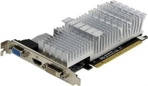 (1010350) Видеокарта Gigabyte PCI-E GV-N730SL-2GL NV GT730 2048Mb 64b DDR3 902/1800 DVIx1/HDMIx1/CRTx1/HDCP Re